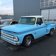 Chevrolet C10 Shortbed Stepside Pickup 1964 - Used Vehicle - Nettiauto