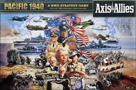 Axis Allies Pacific 1940