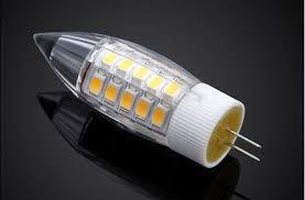 12v ac dc cool white g4 led bulb 3 watt 300lm 18mm x 51mm