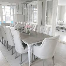 The Best 25 Dinning Table Decorations Ideas On Pinterest For White Dining Room Idea 6