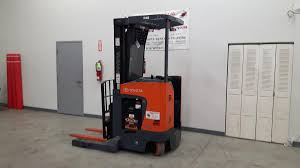 Toyota Stand-up Electric Reach Truck - 11405: Used Toyota 8BRU18 ... Search Results For Ann 200 Fuse Raymond 750 R45tt 4500 Lb Electric Stand Up Reach Forklift Sn Equipment Rental Forklifts And Material Handling China Standup Truck 15t Tow 15 Tons Powered Low Price Turret Very Narrowaisle Tsp Crown In Our April 12 Auction Bidding Begins At 100 Yale Nr040ae Narrow Aisle Forktruck Fork Counterbalanced Youtube 04 Benefits Of Switching To Trucks Vs Four Wheel Sit Down Raymond Model Stand Up Electric Reach Truck With 36 Volt