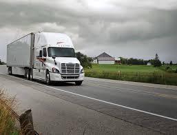 100 Beam Bros Trucking BC Fleet Rolls Out Red Carpet For Truck Inspectors