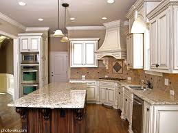 light gray kitchen cabinets with chocolate glaze kitchen