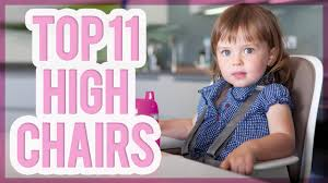 Joovy Nook High Chair Manual by Best High Chair 2016 U0026 2017 U2013 Top 11 High Chairs For Babies Youtube