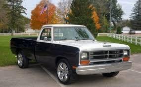 1987 Dodge D W Truck
