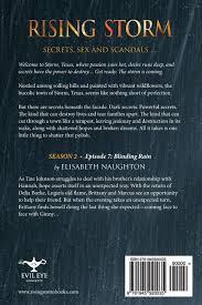 Johnson Industries Rain Lamp Value by Blinding Rain Season 2 Episode 7 Rising Storm Elisabeth