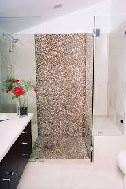 amazing pebble mosaic tile bathroom easyrecipes us