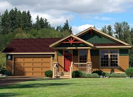 Modular Homes Rustic Style