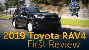 2019 Toyota RAV4 - First Review - YouTube