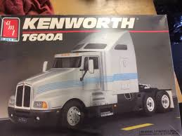 KENWORTH T600A SEMI Truck Plastic Model Kit AMT/ERTL 1:25 Scale ... Icm 35453 Model Kit Khd S3000ss Tracked Wwii German M Mule Semi Tamiya 114 Semitruck King Hauler Tractor Trailer 56302 Rc4wd Semi Truck Sound Kit Youtube Vintage Amt 125 Gmc General Truck 5001 Peterbilt 389 Fitzgerald Glider Kits Vintage Mack Cruiseliner T536 Unbuilt Ebay Bespoke Handmade Trucks With Extreme Detail Code 3 Models America Inc Fuel Tank Horizon Hobby Small Beautiful Lil Big Rig And Kenworth Cruiseliner Sports All Radios 196988 Astro This Highway Star Went Dark As C Hemmings Revell T900 Australia Parts Sealed 1