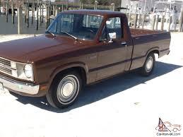 100 Truck Courier Datsun NissanMazda Ranger TacomaLuv
