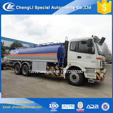 100 Tank Truck 25000 Liters Fuel Er With Flow MeterFuel With