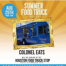 100 Food Trucks Houston S Truck Stop Home Facebook