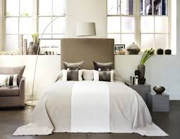 Home Signature Taupe Bedroom
