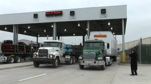 Port Of Houston - New Gate - YouTube J H Walker Trucking Houston Services And Equipment Amazon Is Secretly Building An Uber For Trucking App Setting Its Dart Company Inc Truck Drivers In Short Supply As College Programs Have Openings Agweek Owner Operators Jobs Arizonaowner Operator Driving Companies In Tx Best Resource Stan Holtzmans Pictures The Official Collection Hauler Heavy Haul Tx Mobile Boutique