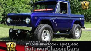 100 1967 Ford Truck Parts Bronco For Sale 2179671 Hemmings Motor News