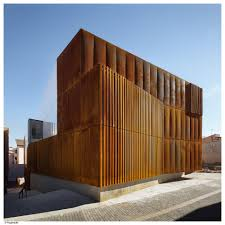 100 Felip Arquitecturia Camps Balaguer Courthouse Spain