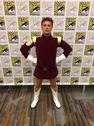 Halloween Express San Diego by John Barrowman Cosplayed For San Diego Comic Con Adafruit