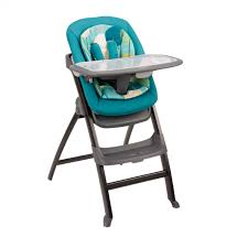Evenflo Quatore 4-In-1 High Chair - Deep Lake - Highchair . Seat
