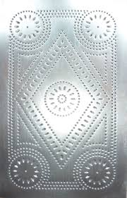 Diy Punched Tin Lamp Shade by Best 25 Punched Tin Patterns Ideas On Pinterest String Art