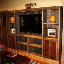 Custom Made Reclaimed Lumber Entertainment Center By Toms Woodworking Inc Wine 2 Wood