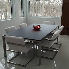 Rand Dining Table And Lira Chairs