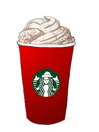 Jpg Black And White Library Clipart Pumpkin Spice Latte Free On Graphic Transparent Starbucks