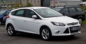 ford 3 portes ford focus