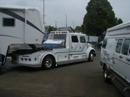 Improve Your Safety On The Road By Towing With A Larger RV Truck ...