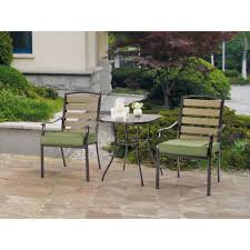 Resin Wicker Chairs Walmart by Furniture Mainstay Patio Furniture Wicker Patio Chairs Walmart