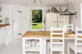 küche wohnidee gemütliche landhausküche im cottagestyle