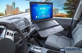 100 Computer Mounts For Trucks Amazoncom MountIt Car Laptop Mount Vehicle Laptop Stand With No