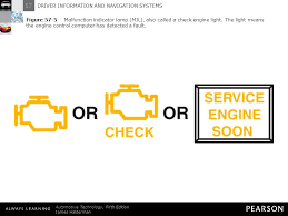 DRIVER INFORMATION AND NAVIGATION SYSTEMS ppt