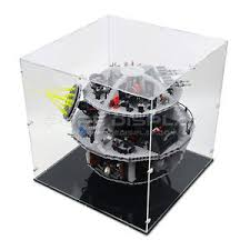 Image Is Loading Acrylic Display Case For LEGO 75159 10188 Star