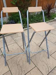 Folding Wooden Bar Stool Chair In RM10 Dagenham For £15.00 ... Bakoa Bar Chair Mainstays 30 Slat Back Folding Stool Hammered Bronze Finish Walmartcom Top 10 Best Stools In 2019 Latest Editions Osterley Wood 45 Patio Set Solid Teak With Foot Rest Details About Bar Stool Folding Wooden Breakfast Kitchen Ding Seat Silver Frame Blackwood Sonoma Wooden Bar Stool 3d Model Backrest Black Exciting Outdoor Shop Tundra Acacia By Christopher
