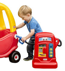 Little Tikes Toy Gas Pump/ Sound For Cozy Coupe, Cozy Truck, Cozy ...