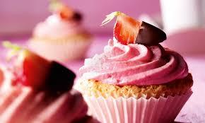 Erdbeer Cupcakes Rezept