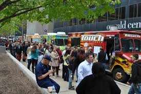 100 Cleveland Food Truck Downtown Alliance Launches Event To Streamline Permit