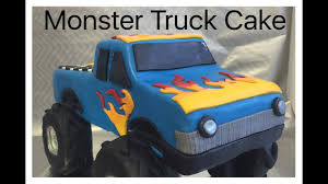 100 Truck Cakes How To Make A Monster Cake YouTube