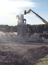Doomsday Prepper Community Under Construction | Construction ...
