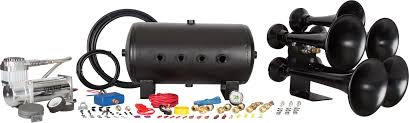 100 Train Horn Kits For Trucks HORNBLASTERS KATRINA 5 AZ KIT Blasters Blk Admiral 5 H Ns Air