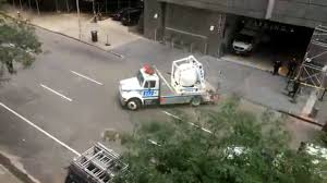 100 Warner Truck Center Suspicious Device Removed From CNN NY Building