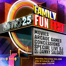 AMC Times Square NYE Family Fun Fest VIP NYE Party Buy Tickets Now
