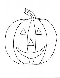 Free Printable Pumpkin Coloring Pages For Kids With Halloween Page