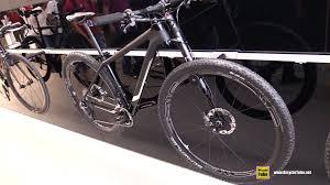 2016 Cannondale F SI Hi Mod Carbon Lefty Black Inc Mountain Bike