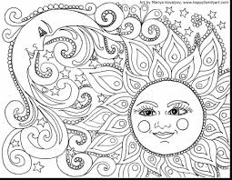 Excellent Printable Adult Coloring Pages With Free Abstract And Mandala Pdf