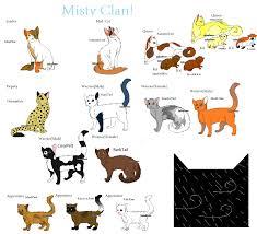 warrior cat names my warrior cat clan updated by snlckers on deviantart warrior