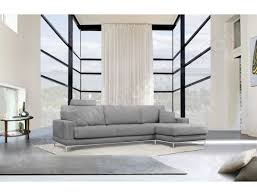 canapé en tissu gris canapé tissu ub design angle droit monika en tissu gris oslo 804