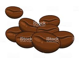 Royalty Free Raw Green Coffee Beans Clip Art Vector Images Rh Istockphoto Com Bean Clipart Png Border
