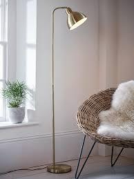 Overarching Floor Lamp Uk by Nice Curve Arm Floor Lamp Big Dipper Silver Arc Floor Lamp Cb2